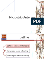 Microstrip Antenna