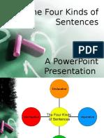 Sentence Kinds