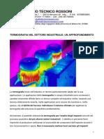 Studio Tecnico Rossoni Termografia Industria Approf