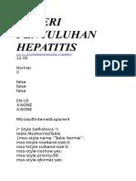 Materi Penyuluhan Hepatitis