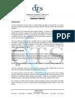 CTS Company Profile Rev0