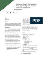 azucares HPLC
