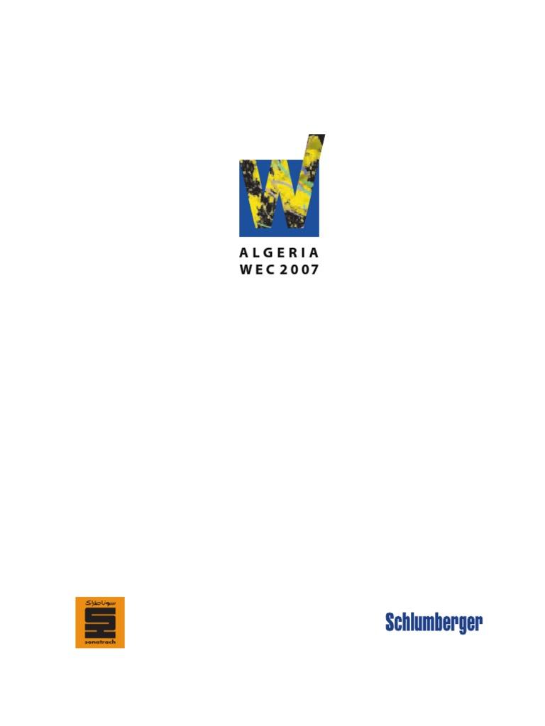 WEC 2007 CD Petroleum Reservoir