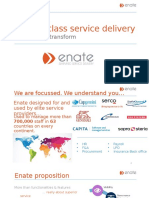 Enate - Simplified Service Delivery with Business Process Management Tools