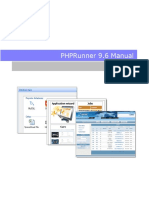 Php Runner Manual 9.6