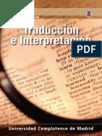 Traducción e Interpretación UCM