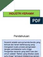Industri Keramik