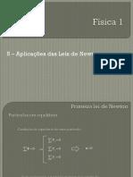 Aula 05 Aplicacoes Das Leis de Newton
