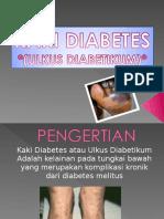 Kaki Diabetik