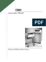 P5000 Maintenance Manual 175455A