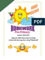 Pre-Primary HHW 2016-17 (1)