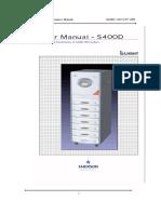 S400D User Manual