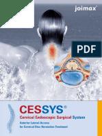 Cessys Brochure