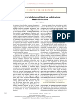 The Uncertain Future of Medicare and Graduate
