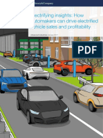 How Automakers Can Drive Electrified Vehicle Sales and Profitability McK
