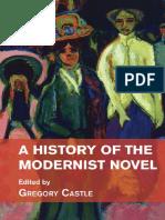 A History of the Modernist Novel
