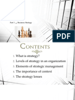 Strategic Position - Part 4