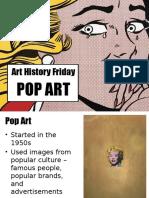 ahf - pop art