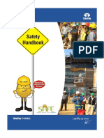 Safety Handbook Tata