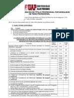 1.-Requisitos Para Titulo Por Tesis - Mayo 2016