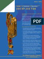250EMIS400 Brochure