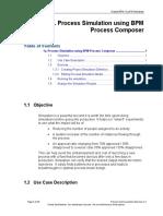 BPM11g11117 Lab ProcessSimulation