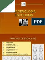 Imagenología Escoliosis