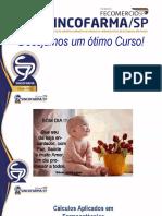 Cálculos Básicos Manipulacao Dra.patricia Amaral