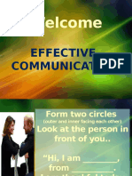Effective Communication (1)