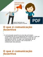 Trabalho de Davide e Alexandre Formador Humberto Comunicação Assertiva