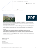 "Quebrada ""El Simbol"" – Provincia de Catamarca _ Consejo Federal de Inversiones"
