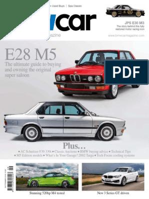 2012-2016 BMW 328i F30 Steering Column Intermediate Shaft U-Joint Linkage OEM