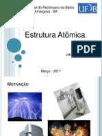 1. Estrutura Atômica