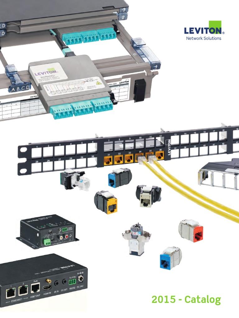 UTF-8\'en-us\'Leviton 2015 NS Catalog DOMESTIC | Electrical Connector ...