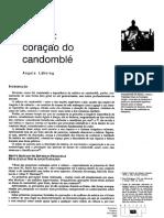 Música - Coração Do Candomblé