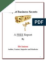 Import Secrets