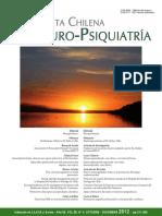 Revista Chilena Neuro Psiquiatria v50 n4 Octubre Diciembre 2012