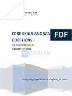 Core Skills December 26 2015 Young Learners 60 p.c