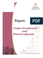 Undergraduate&Graduate Report En