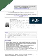 Stoller-Schai 2004 - Erweiterte Kundenbeziehung durch synchrones E-Training