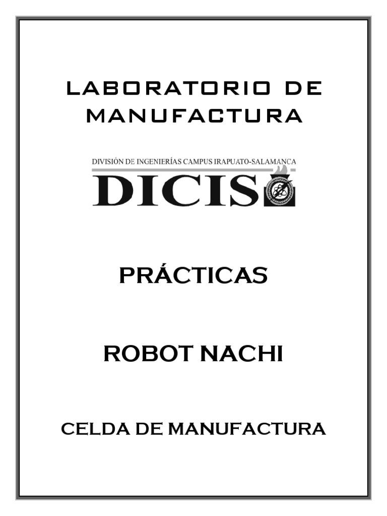 5 Practicas Robot Nachi