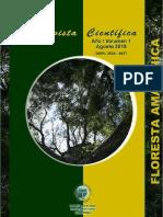 Diversidad y Composición Florística en Un Bosque de Tierra Firme en La Concesión de Conservación Gallocunca, Sector Baltimore, Distrito Tambopata, Provincia Tambopata – Departamento Madre de Dios