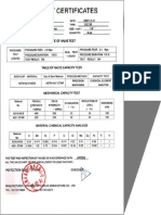 Pressure Test Certificate Template 82anlvrc
