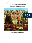 G324 Music Video Induction