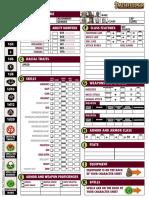 [Pathfinder - Eng] Scheda Del Personaggio.pdf