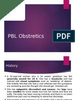 PBL Obstretics