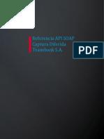 06 Referencia API SOAP Webpay - Captura Diferida