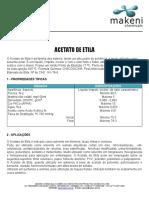 Acetato de Etila