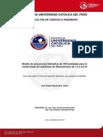 Apolinario Joel Diseño Prensa Hidraulica