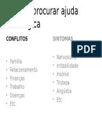 Slide Texto de Divulgação